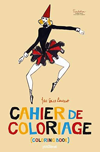 9782723476102: Cahier de coloriage Yves Saint-Laurent : De luxe