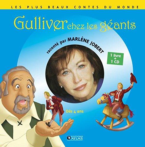 9782723476652: Gulliver chez les géants (1CD audio)