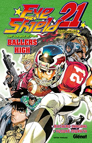 9782723478502: eye shield 21 ballers high