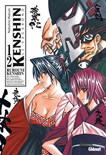 9782723478960: Kenshin - le vagabond - Perfect Edition Vol.12