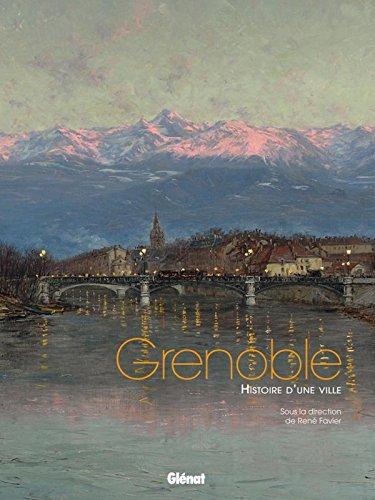9782723479066: Grenoble : Histoire d'une ville