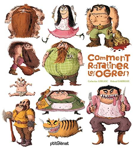 9782723480925: Comment ratatiner les ogres ? (Vitamine)