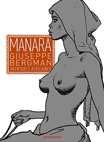 9782723481403: Giuseppe Bergman - Tome 02: Aventures africaines (Drugstore)