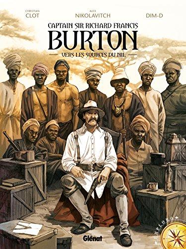 9782723481922: Burton - Tome 01: Vers les sources du Nil (Explora)