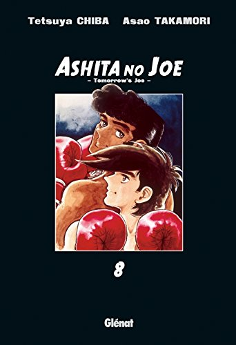 9782723482028: Ashita no Joe - Tome 08 (Vintage)