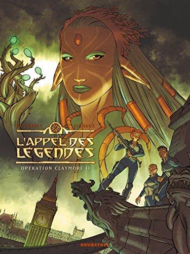 9782723483261: L'appel des légendes, Tome 2 (French Edition)