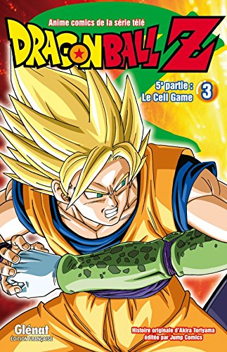 9782723483414: dragon ball Z ; cycle 5 t.3 ; le cell game