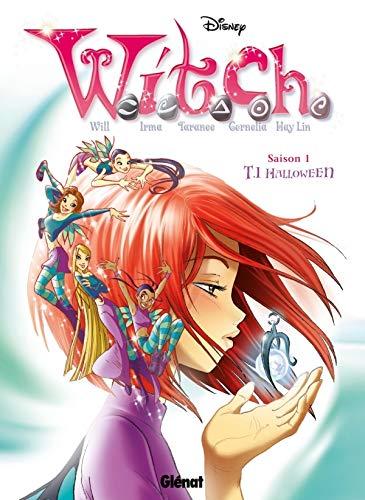 9782723485838: Witch saison 1, Tome 1 : Halloween