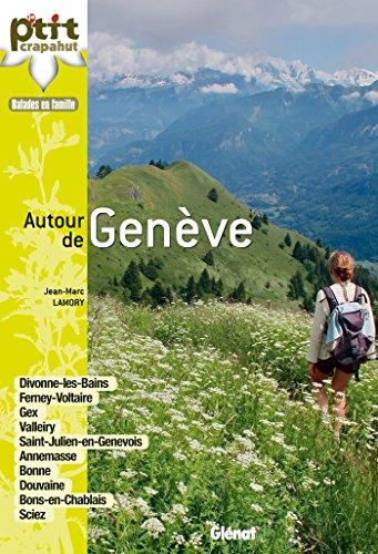 9782723486279: Balades en famille autour de Genève
