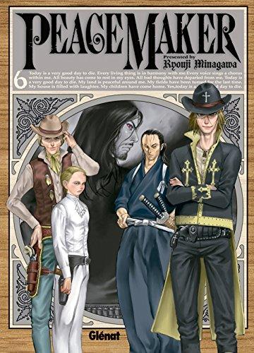 9782723486781: Peace Maker, Tome 6 : (Seinen Manga)