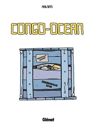 9782723486941: Congo-Oc�an