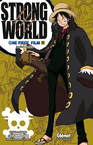 9782723487214: one piece - strong world t.2