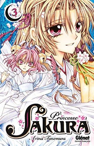 9782723487535: Princesse Sakura, Tome 3 :  (Shojo Manga)