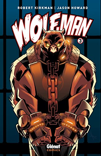 9782723488716: Wolf-Man, Tome 3 :