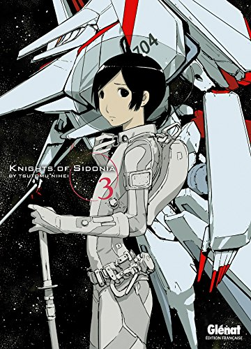 9782723488785: Knights of Sidonia, Tome 3 :
