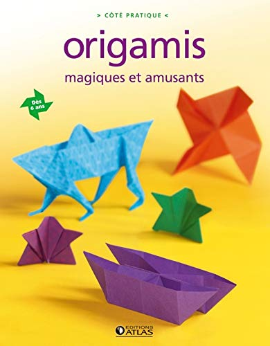 9782723488846: Origamis magiques et amusants