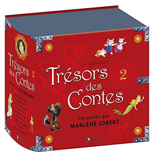 Le Coffret Tresors Des Contes : Volume 2 : 10 contes (French Edition): Marlene Jobert