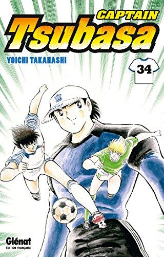 9782723491877: Captain Tsubasa, Tome 34 :