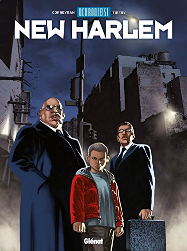 9782723492386: Uchronie(s) : New Harlem : Coffret 3 volumes : Tome 1, Rapt ; Tome 2, R�tro-cognition ; Tome 3, R�visionnisme