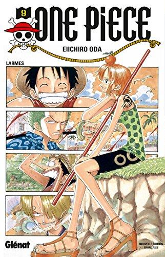 9782723492539: One Piece - Édition originale - Tome 09: Larmes