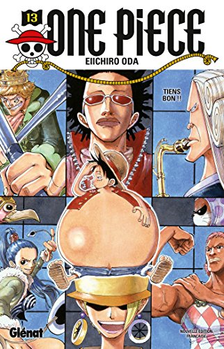 9782723492584: One piece, Volume 13