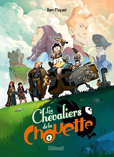 9782723493994: Les chevaliers de la chouette - Tome 01