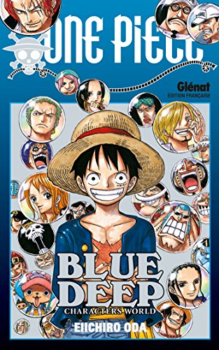 9782723495639: One piece Blue deep (French Edition)