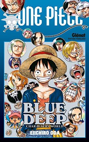 9782723495639: One Piece - Blue Deep