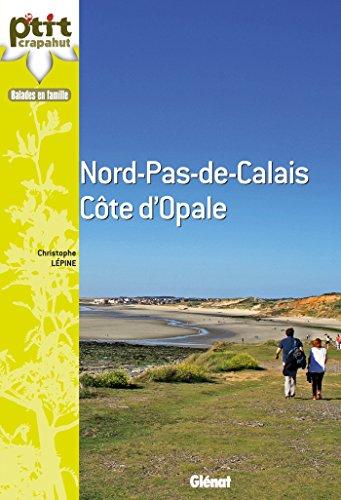 9782723495660: Balades en famille Nord-Pas-de-Calais, Côte d'Opale