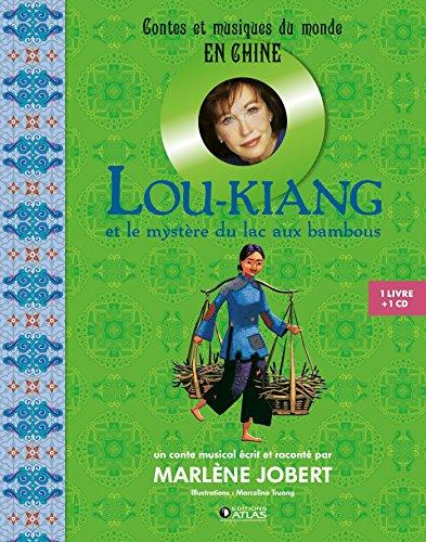 LOU-KIANG ET LE MYSTÈRE DU LAC AUX BAMBOUS N.É. + 1CD: JOBERT MARL�NE