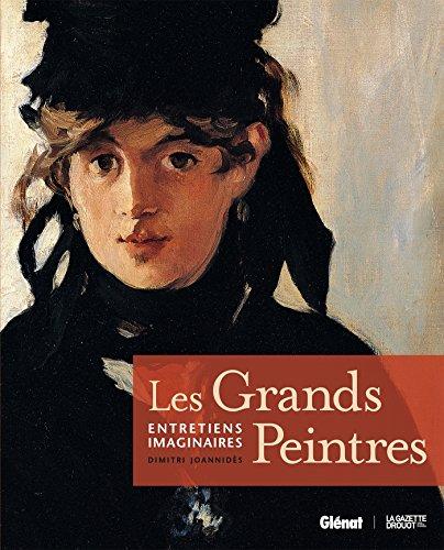 9782723497640: Les grands peintres / entretiens imaginaires