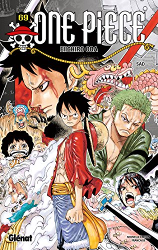 9782723498234: One piece - Édition originale Tome 69 (French Edition)