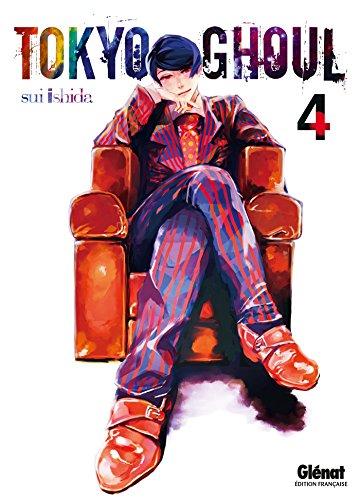 9782723498296: Tokyo ghoul Vol.4