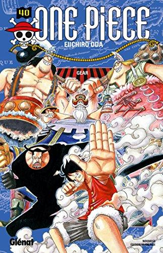 One Piece 40: Gear: Shueisha