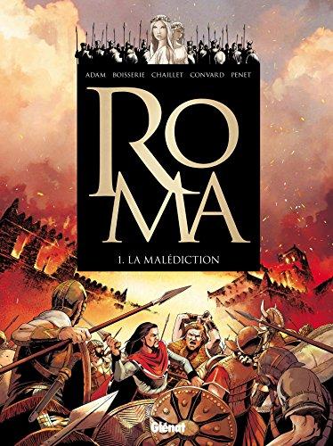 9782723499064: Roma - Tome 01: La Malédiction