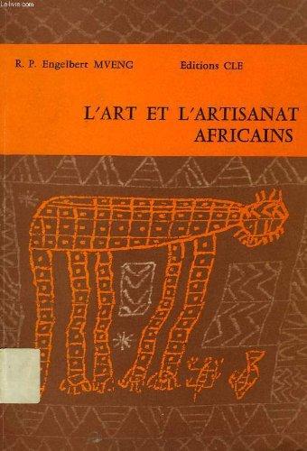 9782723500500: L'art et l'artisanat africains (French Edition)