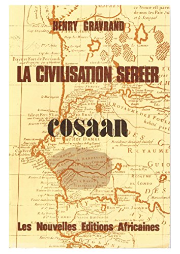 9782723608770: Cosaan =: Les origines (La Civilisation sereer) (French Edition)
