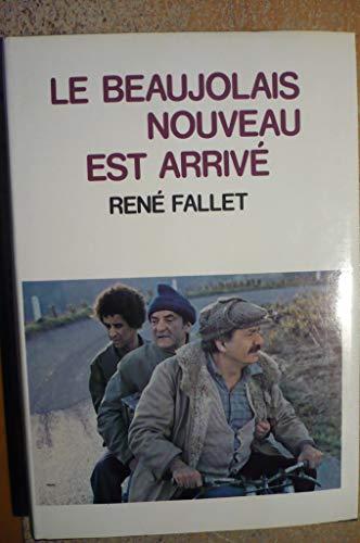 9782724202854: Le beaujolais nouveau est arrivé