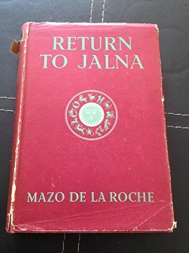 9782724204940: Return to Jalna
