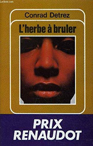 l' Herbe à Brûler: Conrad Detrez