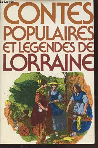9782724205503: Contes populaires et légendes de Lorraine