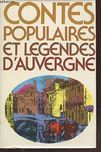 9782724207408: Contes populaires et légendes d'Auvergne