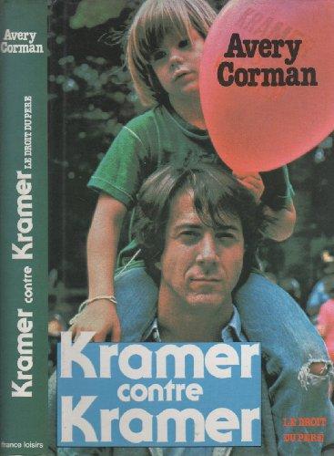 Kramer contre Kramer Avery Corman: Avery Corman