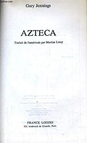 9782724211412: Azteca