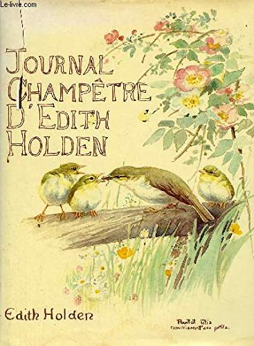 JOURNAL CHAMPETRE D'EDITH HOLDEN
