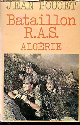 9782724214185: BATAILLON R.A.S. ALGERIE