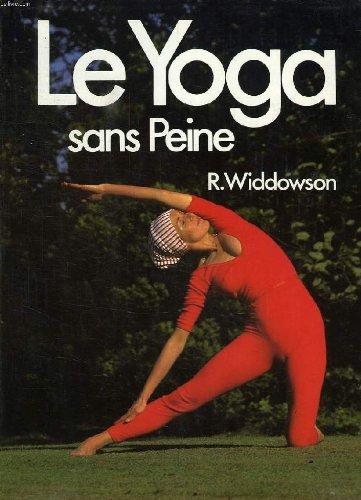 9782724215670: Le yoga sans peine