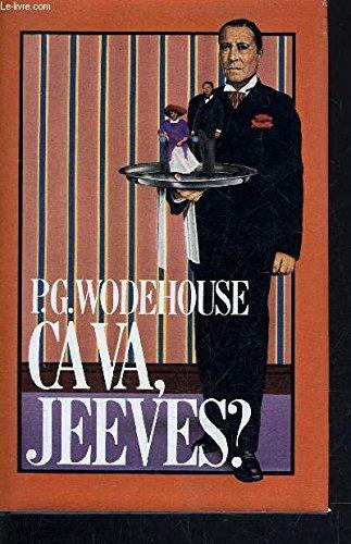 9782724220292: Ca Va, Jeeves?