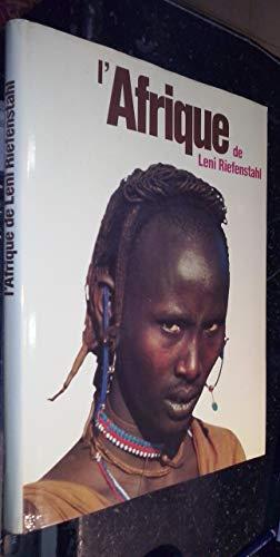 9782724221381: L'Afrique de Leni Riefenstahl