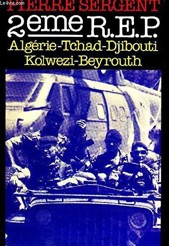 2e REP / Algérie - Tchad -: Pierre Sergent